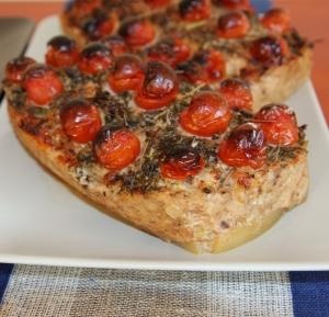 Mėsos apkepas su pomidorais