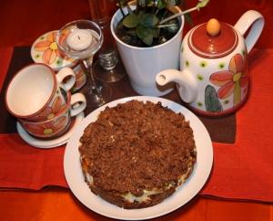 Anytos varškės pyragas